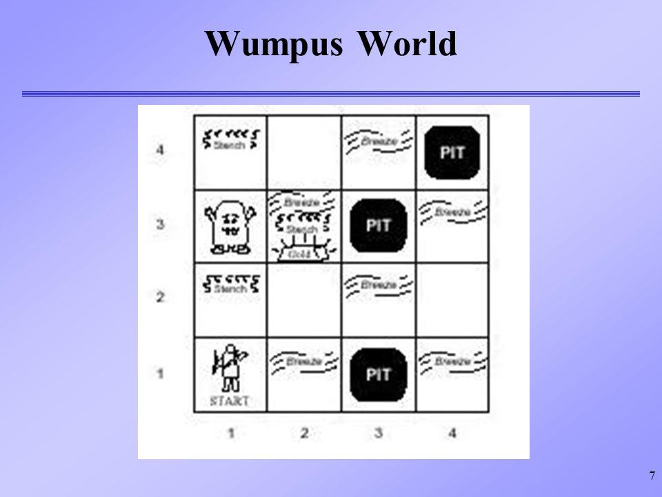 7 Wumpus World