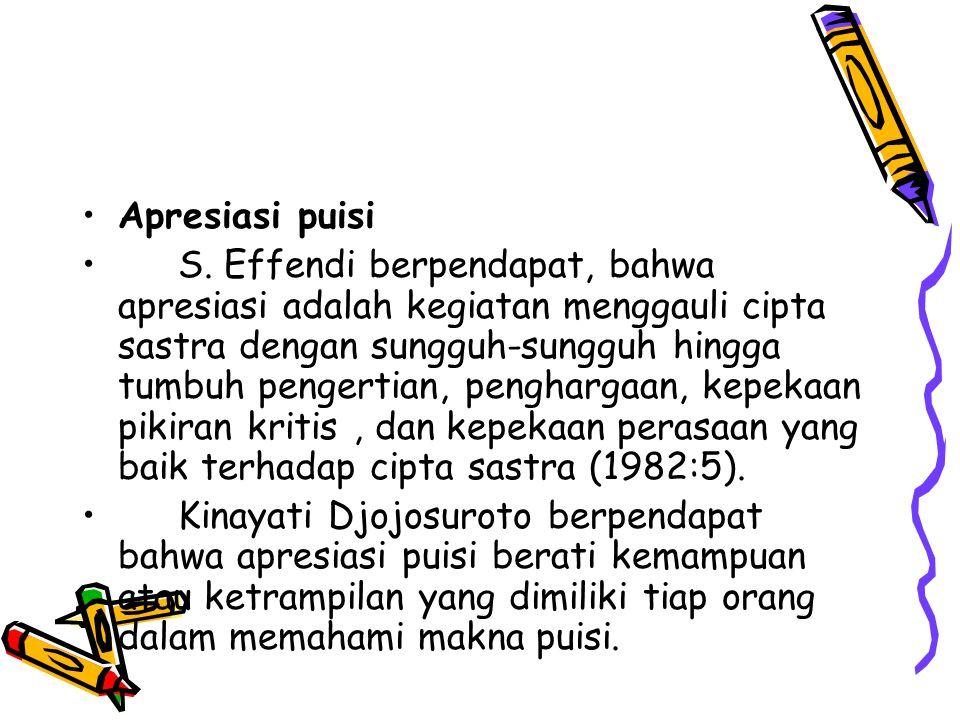 Coba perhatikan dua puisi di bawah ini: Sajak Dor Dor Hure Dua Dor .