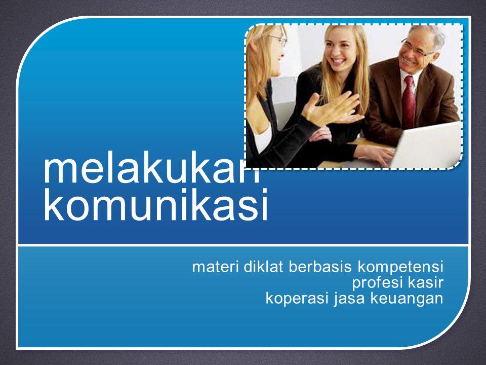Lingkungan Pelayanan yang Efektif Melakukan Komunikasi 32