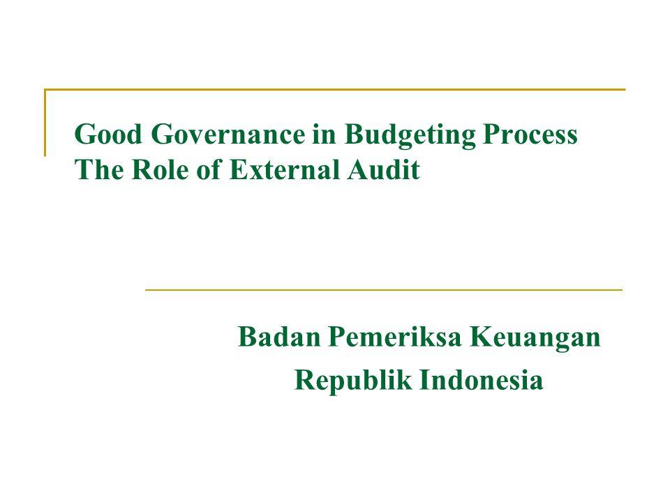 22 Langkah-langkah Meningkatkan pelaksanaan pemeriksaan kinerja:  TA 2007: 565 pemeriksaan keuangan (37%), 24 pemeriksaan kinerja (2%) dan 827 pemeriksaan dengan tujuan tertentu (61%).
