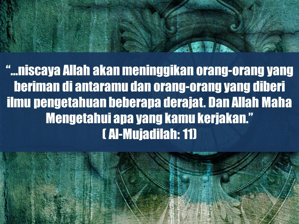 Belajar dari Biografi Para Imam Besar Abu Hanifan An-Nu'man Mercusuar ilmu pengetahuan dan fakih ternama ….Sesungguhnya orang yang paling mulia diantara kamu disisi Allah ialah orang yang paling taqwa diantara kamu… (Al-Hujurat: 13)