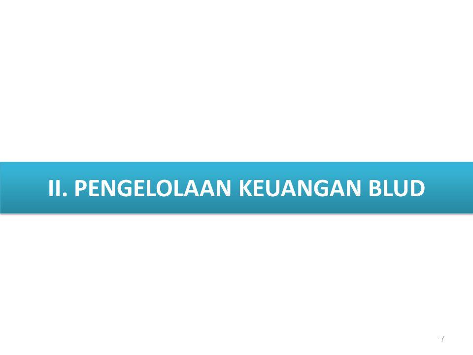 8 Komparasi BLU/BLUD (1) NoUraianBLU PBLU D 1.Subjeksatker instansi pemerintah SKPD Unit kerja pada SKPD 2.Penetapan olehMenteri KeuanganGub/bup/walikota 3.StatusPenuh dan bertahap 4.Pengelolaan keuangan a.
