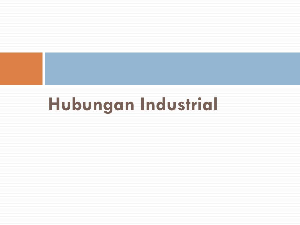 Hubungan Industrial