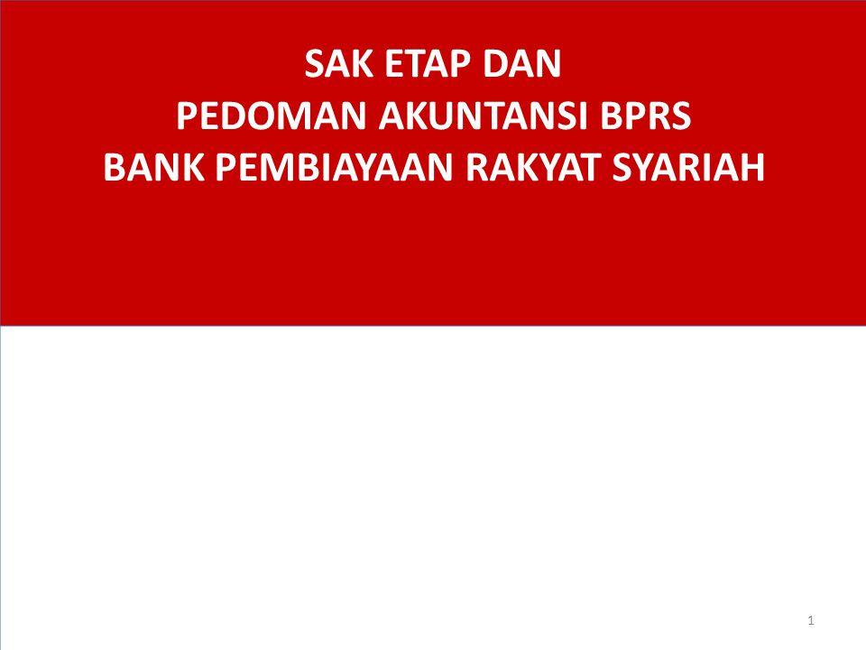 Laporan Laba Rugi - Penyajian Laporan Laba Rugi menyajikan pos-pos sebagai berikut: Pendapatan pengelolaan dana oleh Bank sebagai mudharib: o pendapatan dari jual beli; o pendapatan dari sewa; o pendapatan dari bagi hasil; o pendapatan usaha utama lain.