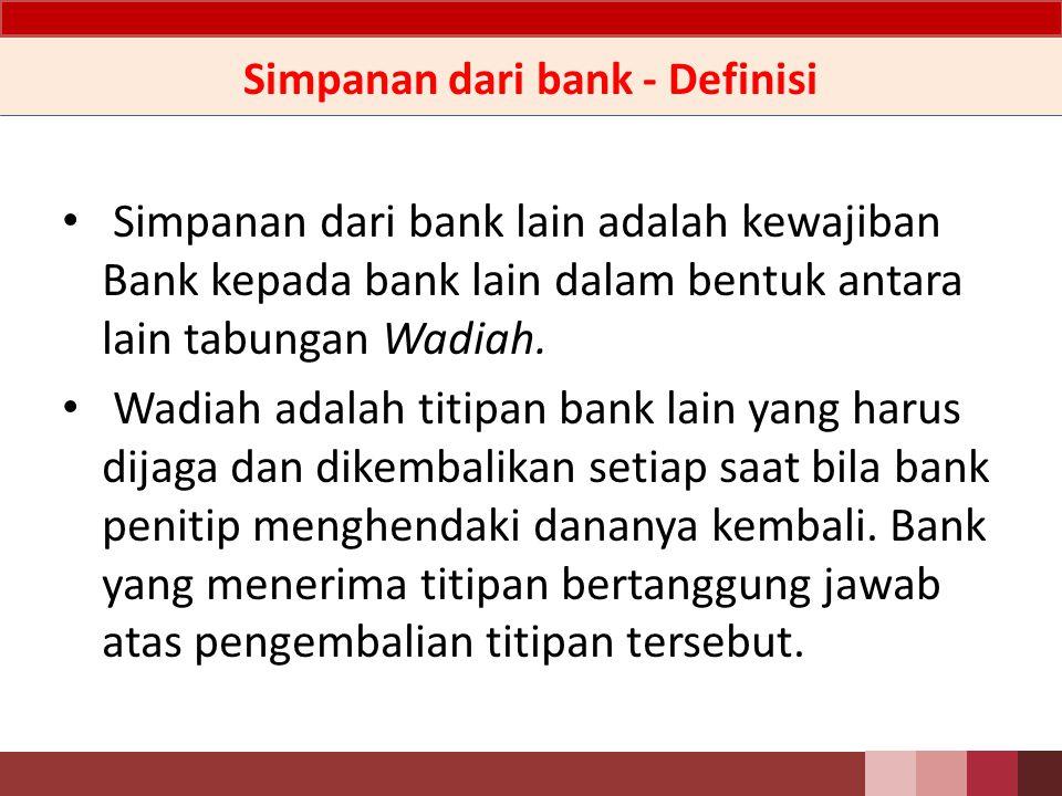 AKUNTANSI BPRS SIMPANAN DARI BANK LAIN 213