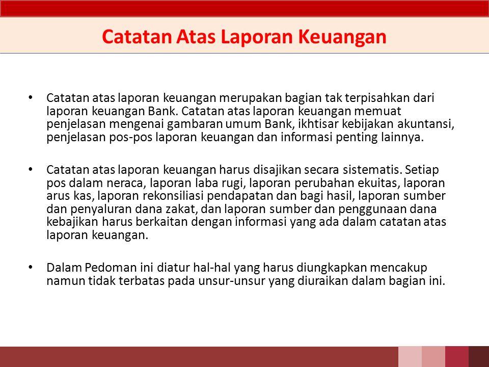 CATATAN ATAS LAPORAN KEUANGAN 390