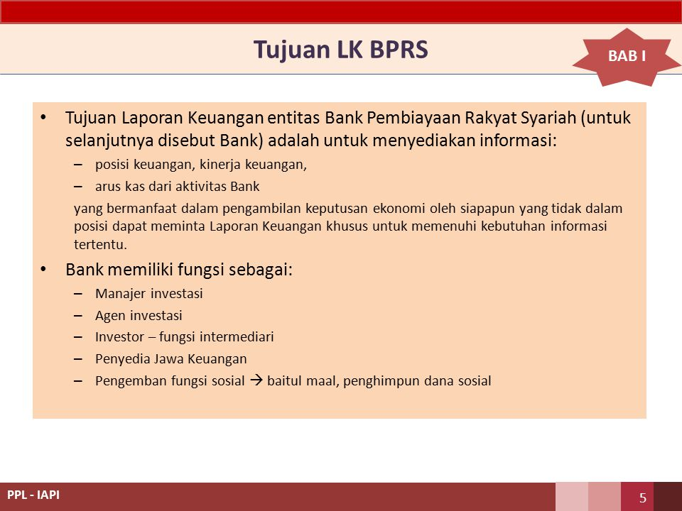 AKUNTANSI BPRS PENEMPATAN PADA BANK LAIN - KAS 195