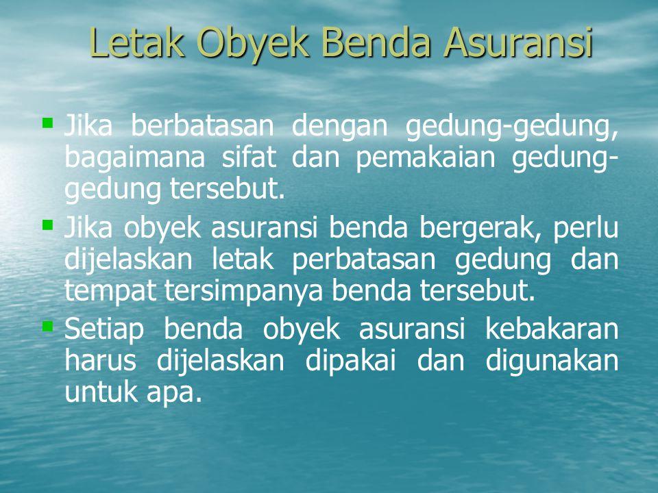 Ketentuan Asuransi In Quovis Pasal 595 KUHD 1.1.