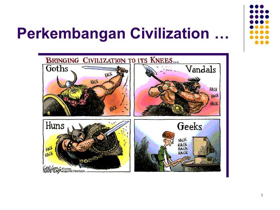 3 Perkembangan Civilization …