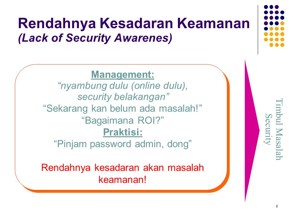 7 Security Lifecycle