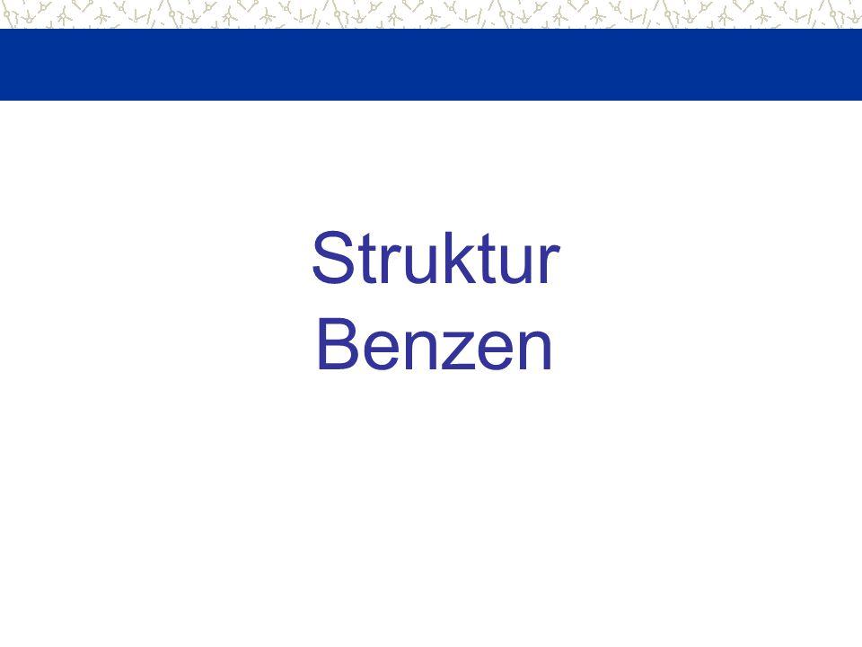 Struktur Benzen