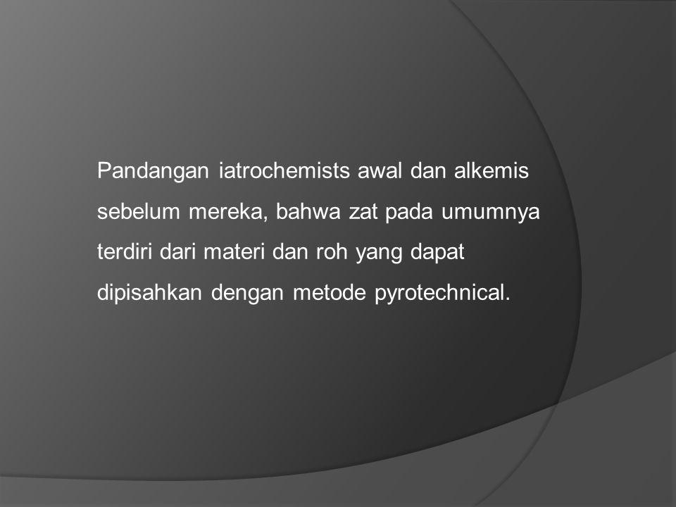 Pada 1773-74  Teori phlogiston menyangkal pendapat Boyle bahwa peningkatan berat logam pada kalsinasi karena penyerapan partikel api