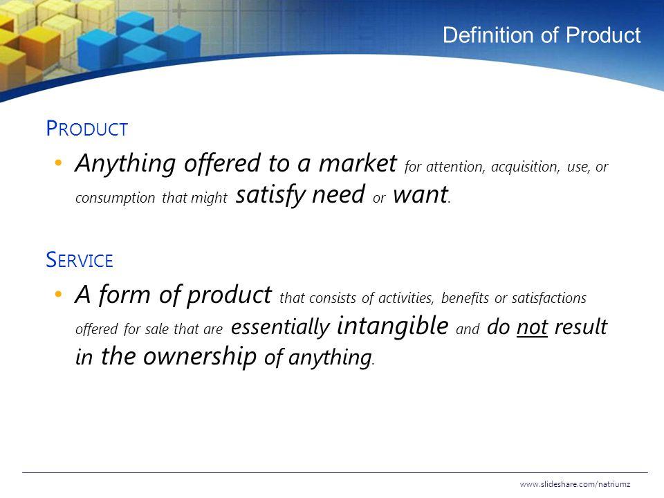 Branding Strategy www.slideshare.com/natriumz What is a brand ?