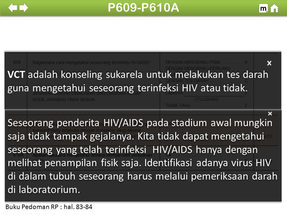 Seseorang penderita HIV/AIDS pada stadium awal mungkin saja tidak tampak gejalanya. Kita tidak dapat mengetahui seseorang yang telah terinfeksi HIV/AI