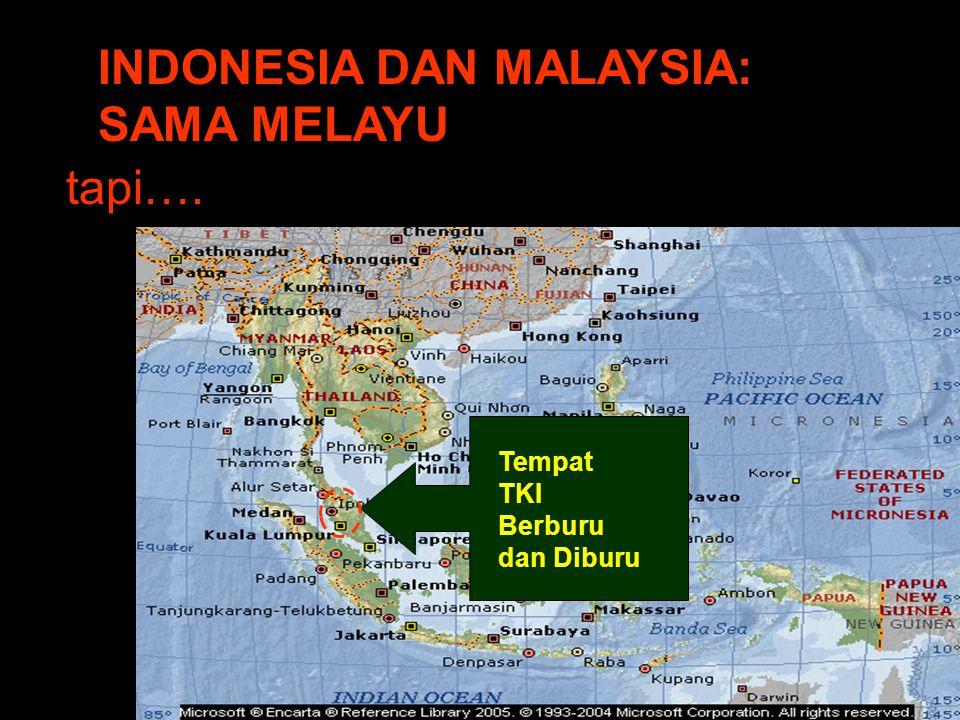 Buah BANGKOK Ada di Seluruh Tanah Air Kita INDONESIA & THAILAND: SAMA MAKAN NASI tapi….