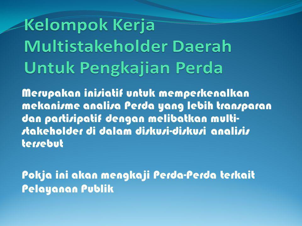 Kelompok Kerja Pengkajian Perda Ruang Rapat Bappeda 12 Maret 2009 Oleh : Kepala Bappeda Kabupaten Sumedang