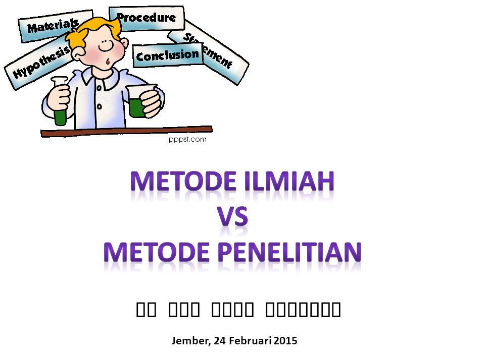 By Luh Putu Suciati Jember, 24 Februari 2015