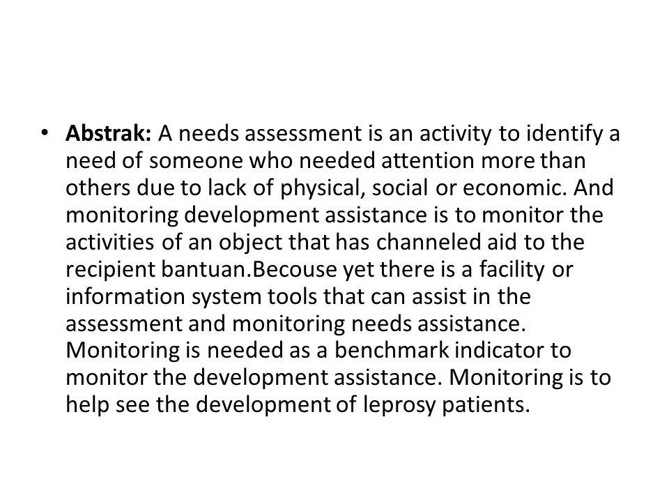 Out Put Laporan Monitoring Pemberian Bantuan Proses ini bertujuan untuk melihat apakah hasil dari monitoring pemberian bantuan dapat membantu pelaporan dari YKI.