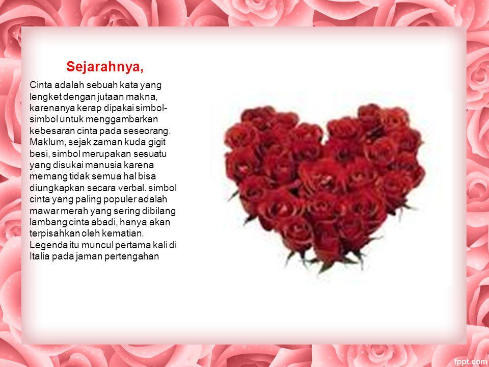 Arti –arti dari warna bunga mawar MAWAR MERAH Yups… tak diragukan mawar merah adalah bunga mawar yang paling umum untuk menyatakan perasaan cinta anda.