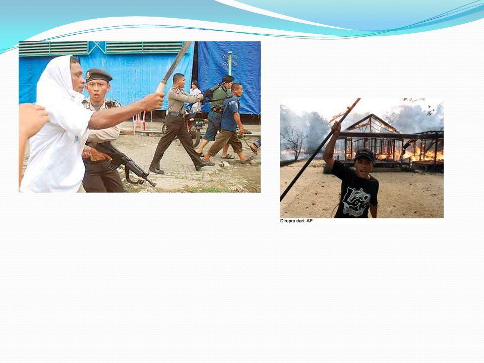 Orientasi Solusi Perdamaian = antikekerasan + hikmah Mengangkat inisiatif perdamaian dan mencegah perang lanjutan Fokus pada struktur dan budaya masyarakat damai Usai konflik resolusi, rekonstruksi, rekonsiliasi