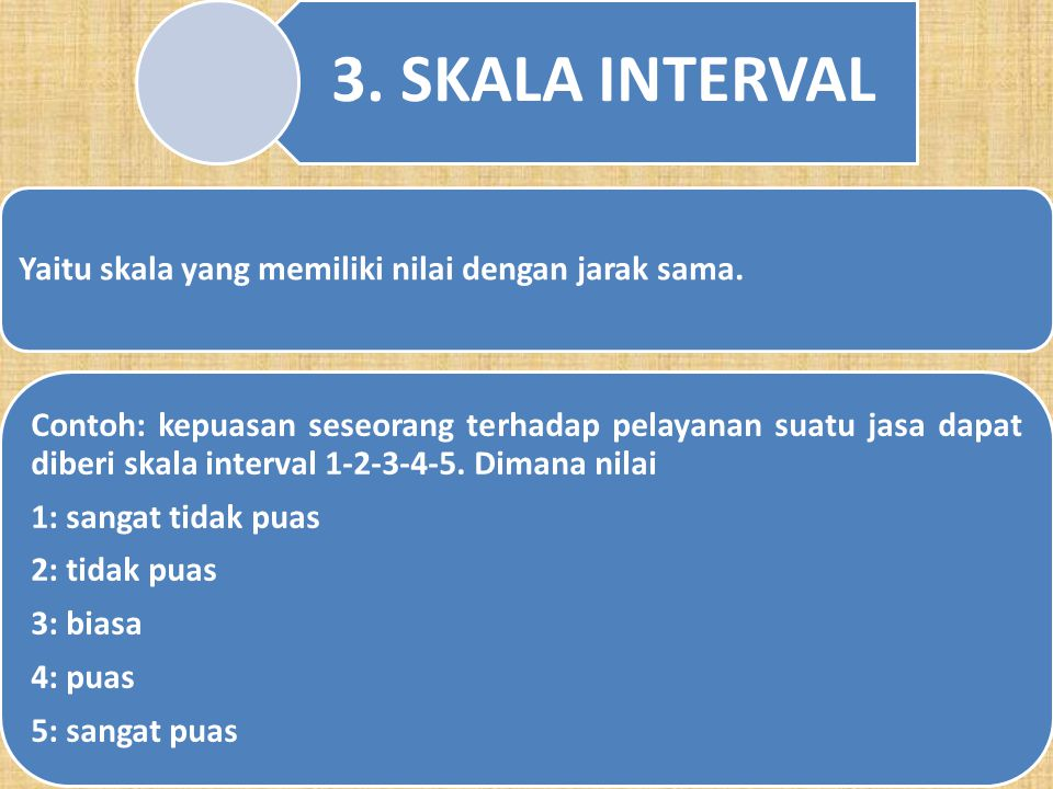 CONTOH Jawaban pertanyaan berupa peringkat misalnya: sangat tidak setuju,tidak setuju, netral, setuju dan sangat setuju dapat diberi simbol angka 1,2,
