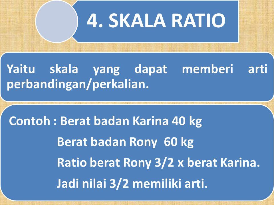 CONTOH Jawaban pertanyaan menyangkut frekuensi dalam pertanyaan, misalnya: Berapa kali Anda melakukan kunjungan ke Jakarta dalam satu bulan? Jawaban: