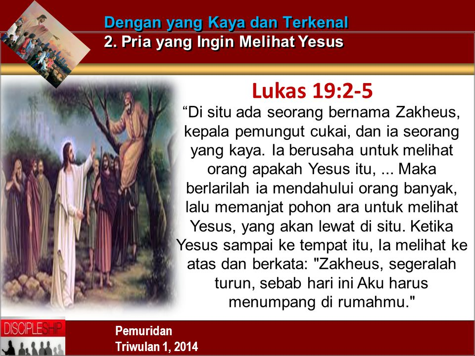 Pemuridan Triwulan 1, 2014 Dengan yang Kaya dan Terkenal 2.