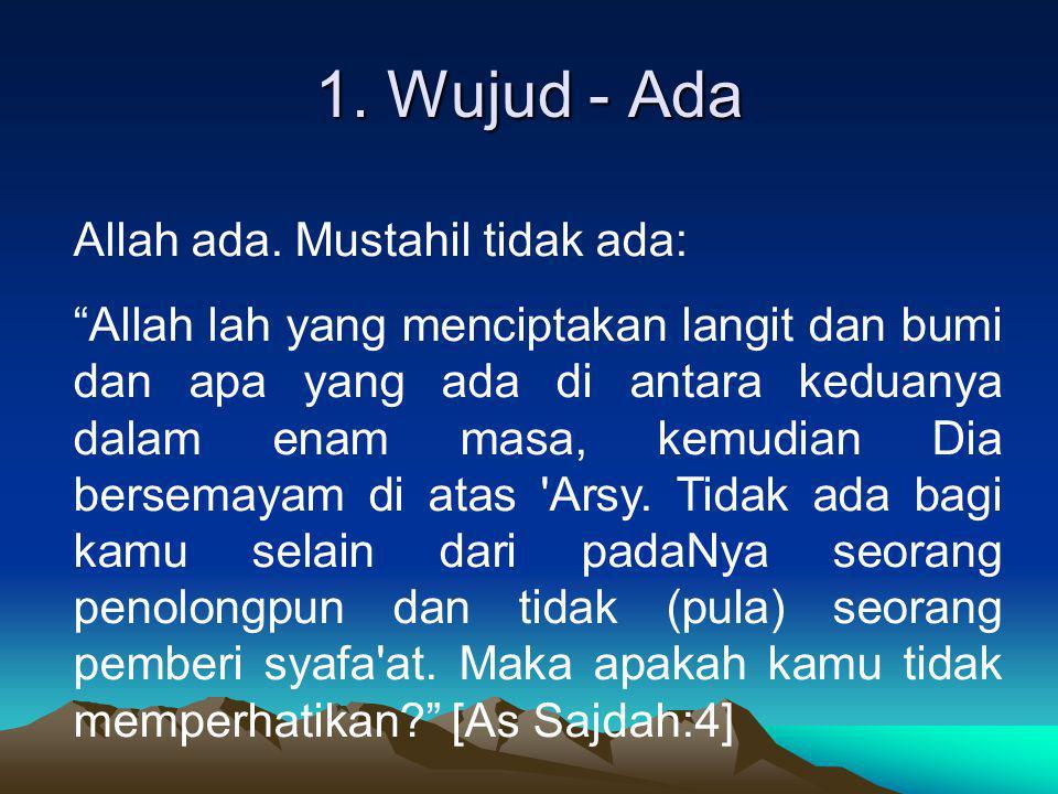 13.Bashir – Melihat Allah Maha Melihat.