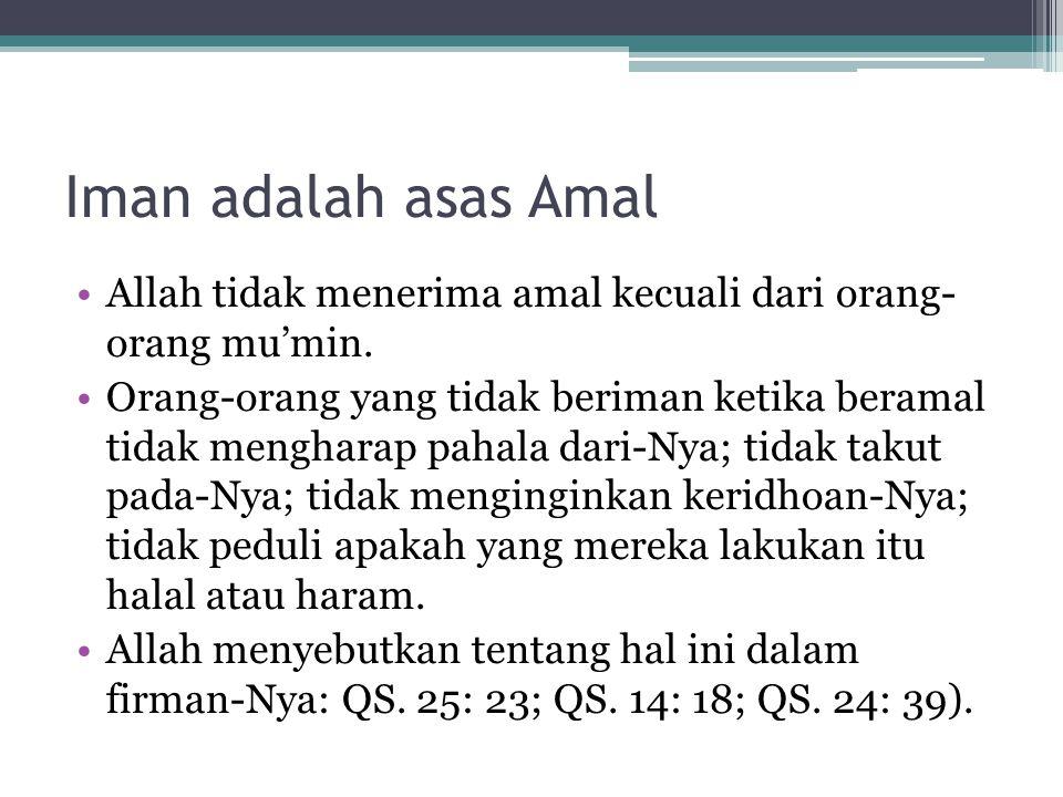 Pintu Islam Dua kalimah syahadah adalah pintu masuk Islam.