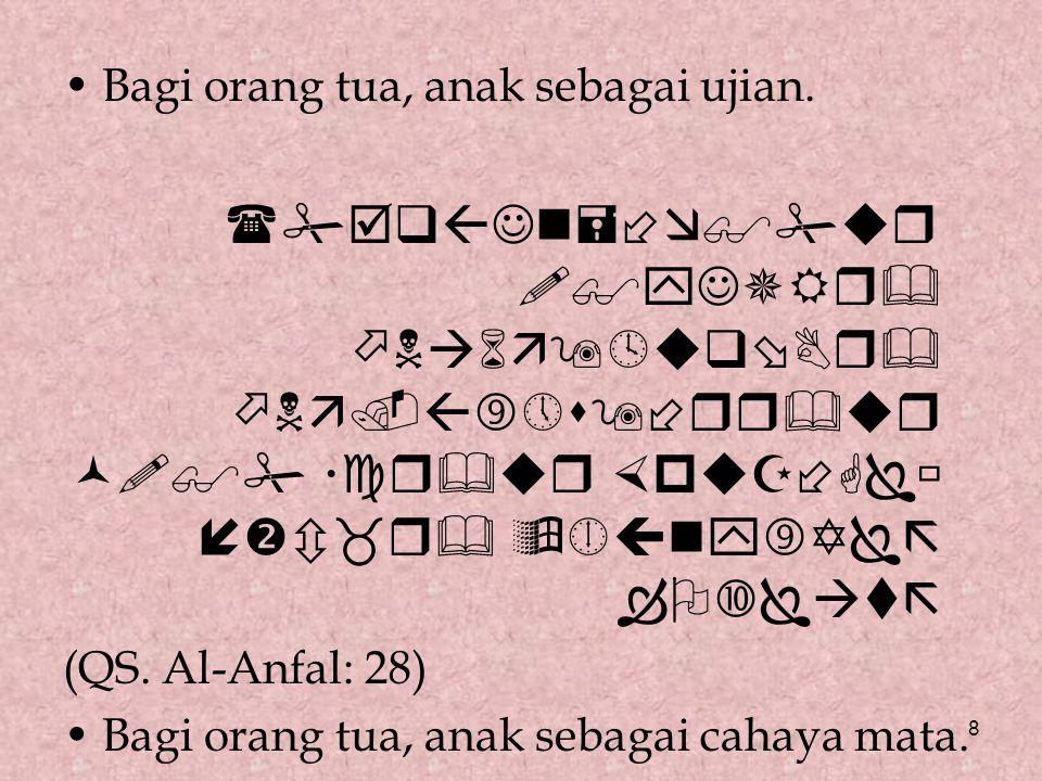 9 Proses Pembentukan Akhlaq melalui keteladanan ( qudwah, uswah ) melalui pengajaran ( ta'lim ) pembiasaan ( ta'wid ) pemberian motivasi ( targhib/reward,motivation ) pemberian ancaman dan sangsi hukum ( tarhib/punishment, warning )