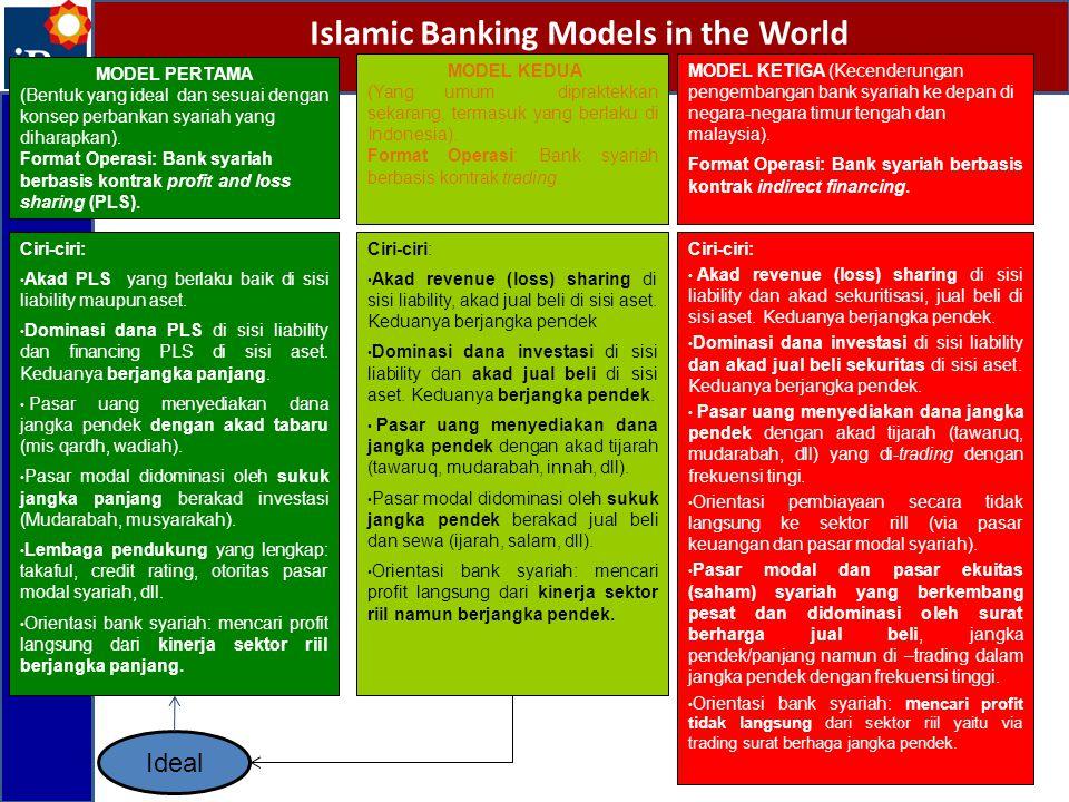 The Development of Indonesian Islamic Finance 10