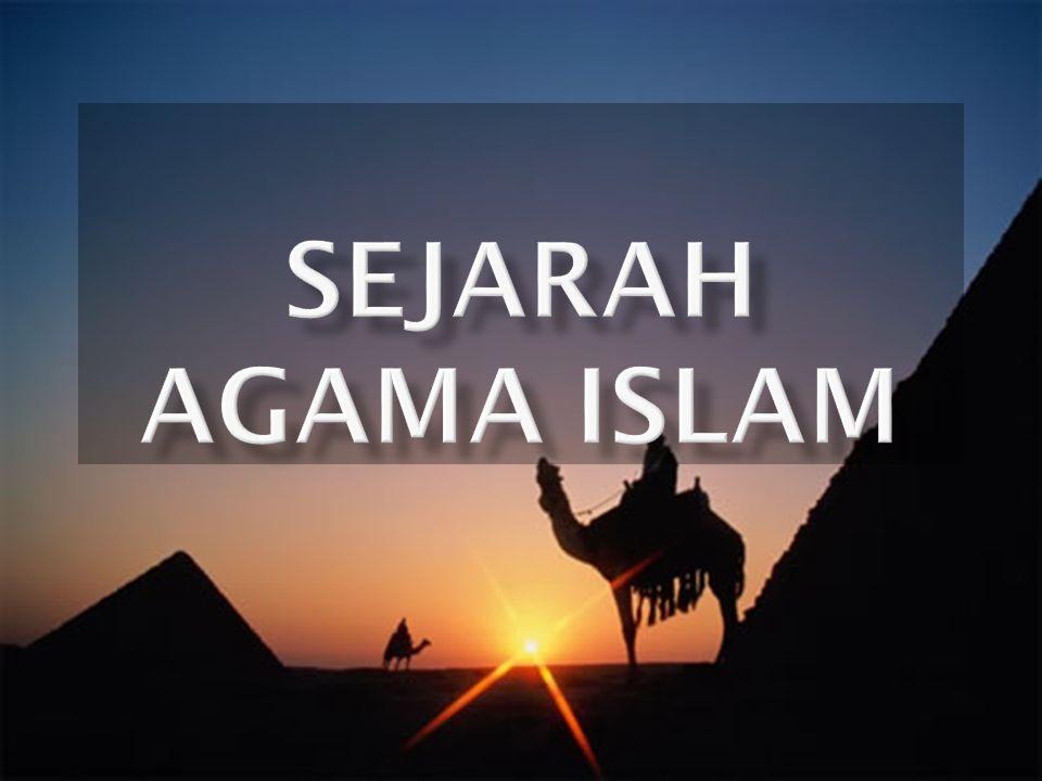  Nama agama berasal dari Allah SWT.(Q. S.