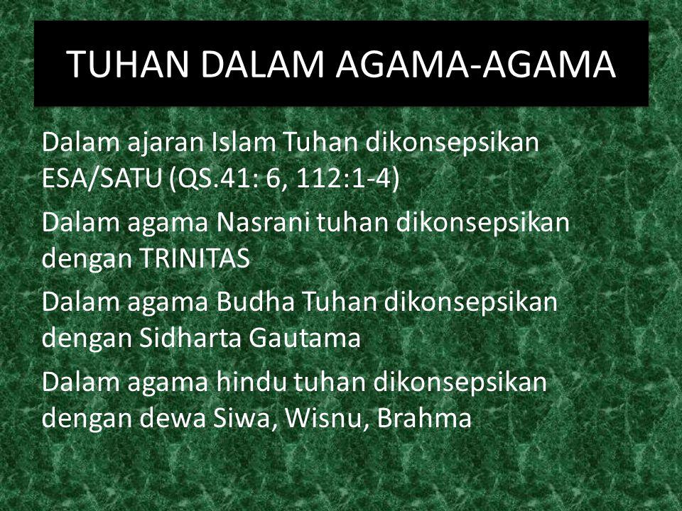 Bagaimana pembuktian tuhan 1.Ayat KAULIYAH: AL-QURAN: MENAJUBKAN, ORISINIL.