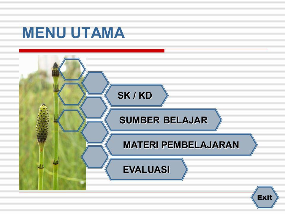 MACAM SPORA Berdasarkan ukuran spora yang dihasilkan tumbuhan paku dibedakan: 1.