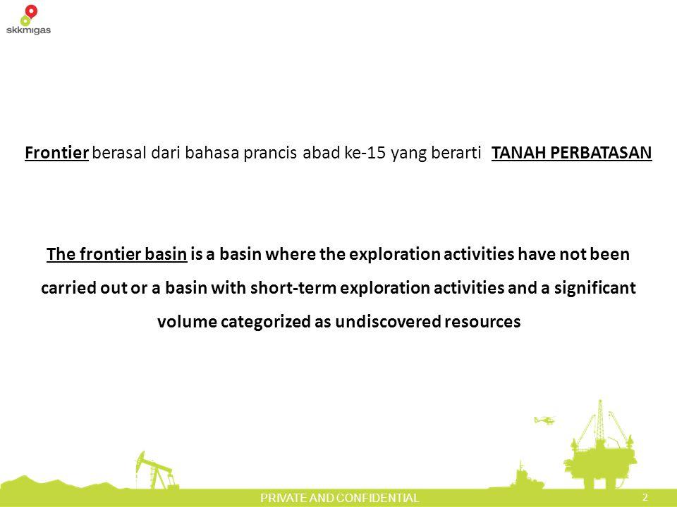 33 PRIVATE AND CONFIDENTIAL CADANGAN MINYAK DUNIA www.eia.gov/2012 Indonesia tahun 2012 : Urutan 28 Cadangan Minyak Cadangan terbukti 3,7 Miliar Barel Cadangan Mungkin dan Terkira 3,3 Miliar Barel DataIndonesiaVenezuelaPerbandingan Cadangan Minyak3,7211,2Tidak lebih dari 5% Luas Negara1,904,569 km 2 916,445 km 2 2 x lebih luas Jumlah Penduduk237,424,36328,946,101Hampir 10 x lipat