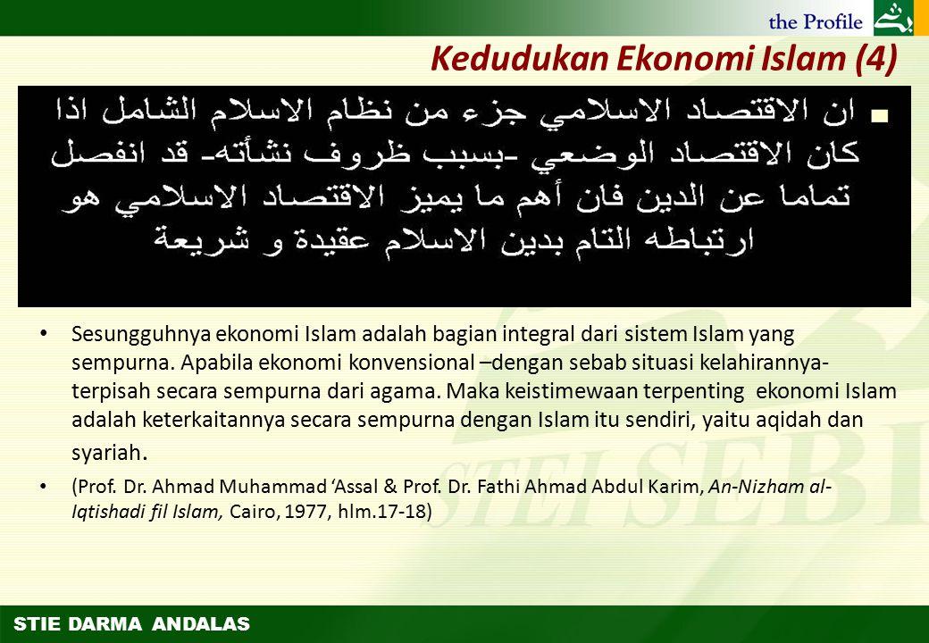 STIE DARMA ANDALAS AQIDAHALKHLAKSYARIAH IBADAHMUAMALAH HUKUM PIDANA/ PERDATA EKONOMI & FINANSIAL POLITIK ASURANSIBANKPASAR MODALLEASINGPEGADAIANSEKTOR