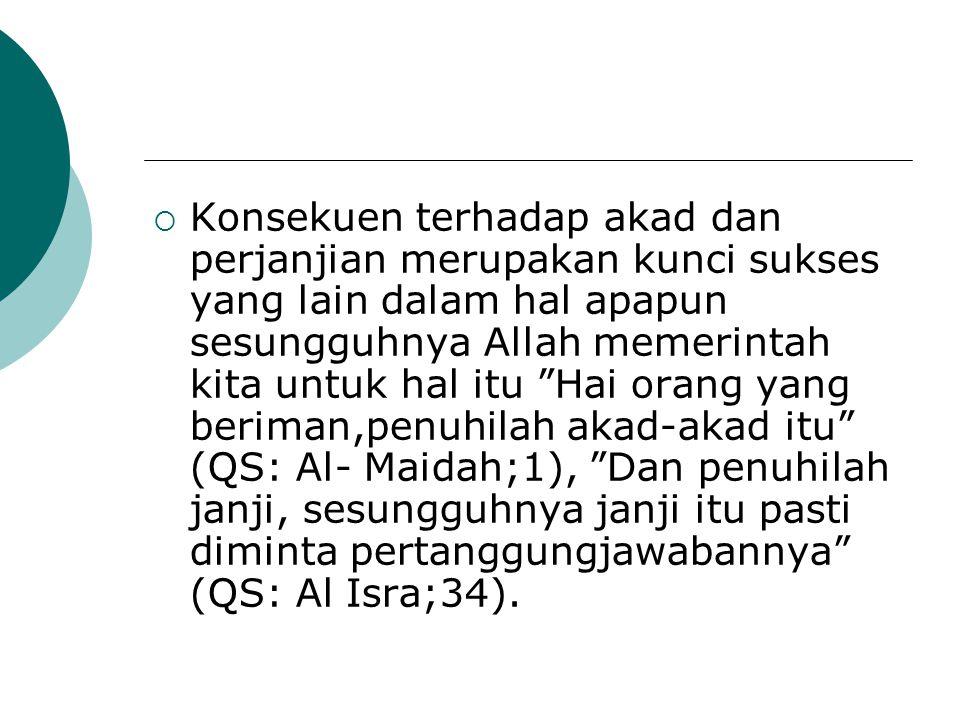 Aktivitas Bisnis yang Terlarang dalam Syariah  Menghindari transaksi bisnis yang diharamkan agama Islam.