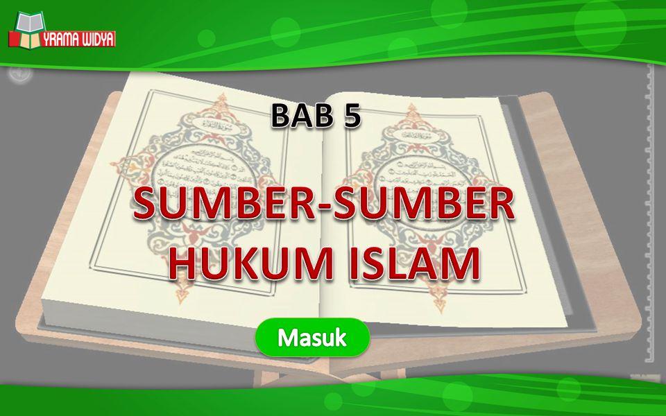 STANDAR KOMPETENSI STANDAR KOMPETENSI DASAR KOMPETENSI DASAR INDIKATOR MATERI LATIHAN SOAL LATIHAN SOAL TUGAS Keluar KEDUDUKAN DAN FUNGSI HADIS Sebagai penjelas terhadap ayat-ayat Al-Qur'an yang bersifat umum Menetapkan hukum- hukum yang tidak terdapat dalam Al- Qur'an Sebagai pembatas hukum yang terdapat dalam Al-Qur'an MATERI