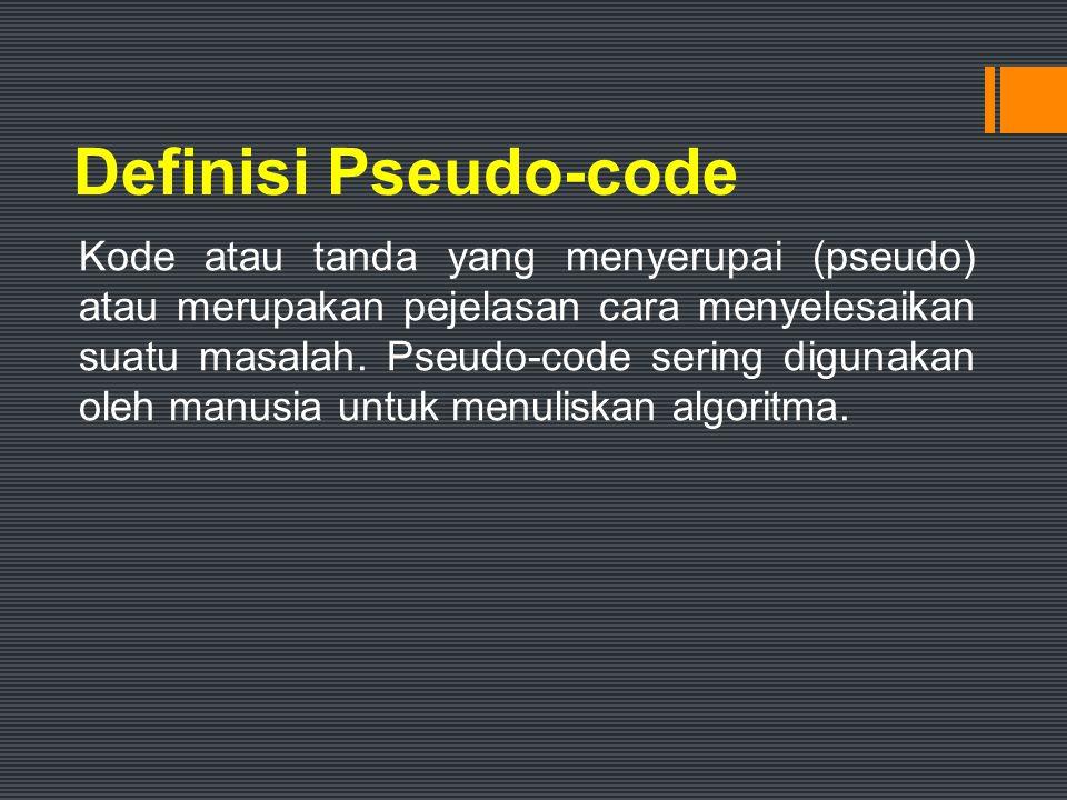 1.Sequence (Urutan)  Struktur Beruntunan/urutan adalah struktur program yang paling sederhana.