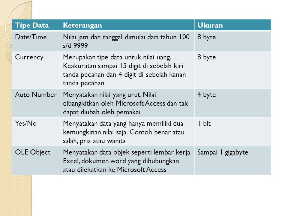 Menambah Data 1.Tampilkan isi tabel 2.