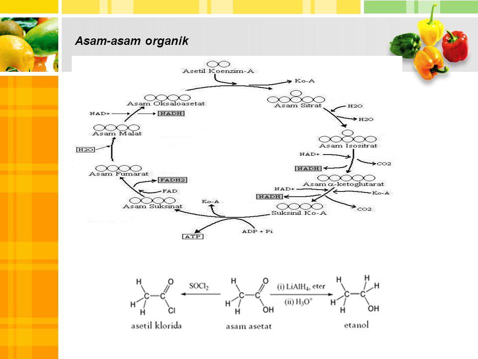 Asam-asam organik