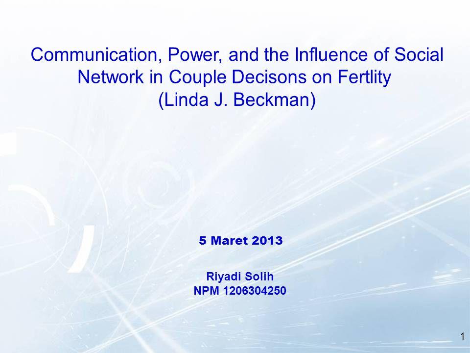 5 Maret 2013 Riyadi Solih NPM 1206304250 1