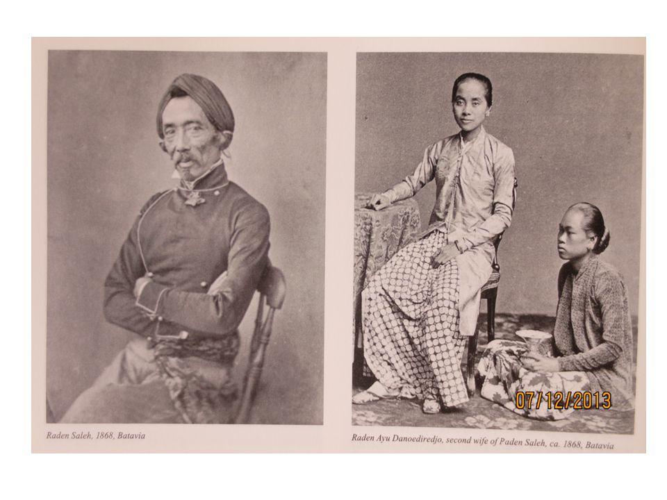 Patung Raden Saleh karya B.