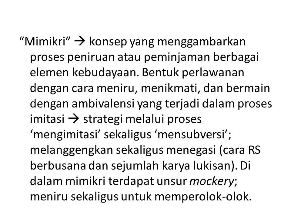 Membicaraka RS setidaknya melihat beberapa hal yang menarik; pertama, seorang pribumi Jawa – dari lapis elite – yang memiliki pergaulan elite (bangsawan, pemerintah kolonial); kedua, perlawatan seorang pribumi Jawa di tengah latar belakang sosial-politik kolonial (di Jawa) yang penuh pergolakan dan represif; ketiga, seorang pribumi Jawa di tengah pergaulan Barat (sosial, dan profesional sebagai pelukis), hingga mendapat