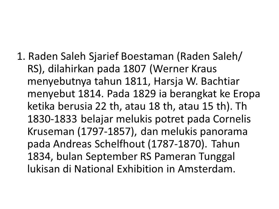 Dilahirkan di Terbaya, Semarang.Orang tuanya adalah Bupati Terbaya, Semarang.