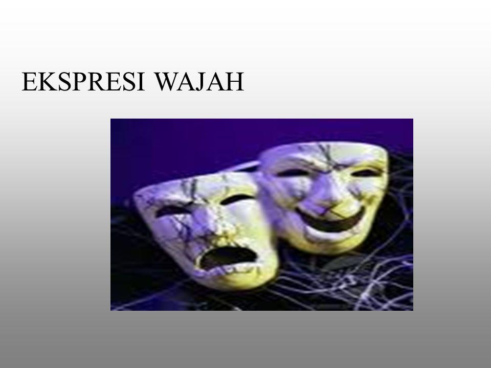 EKSPRESI WAJAH