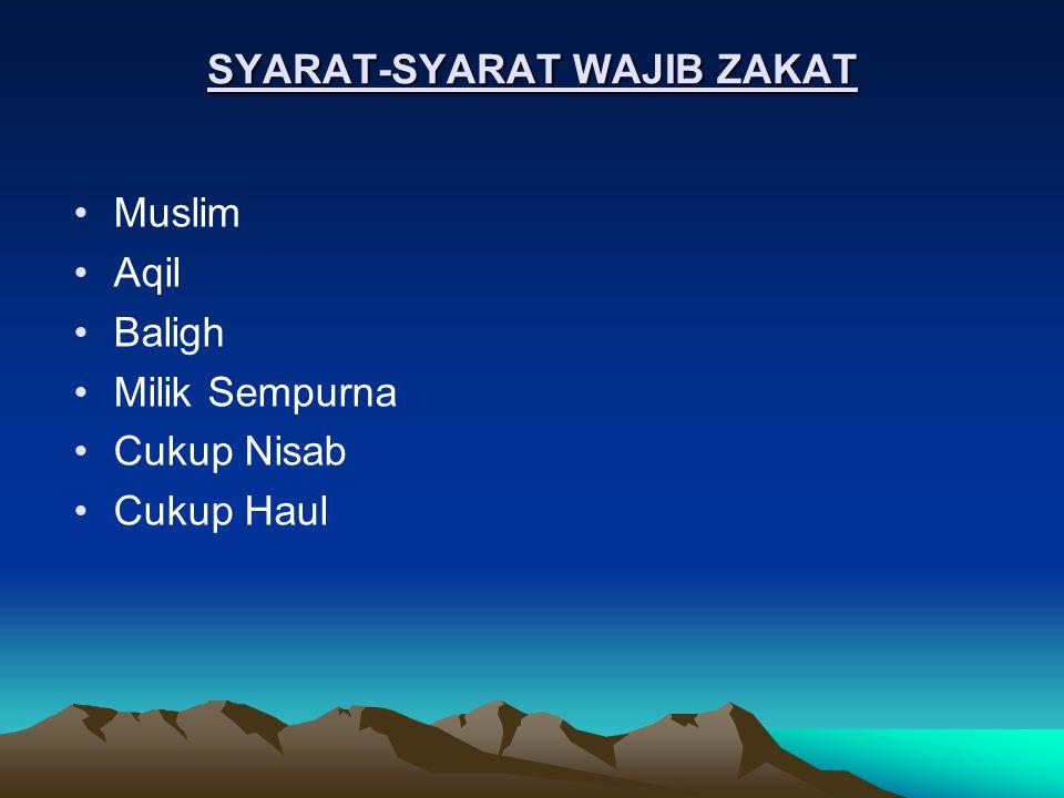 HUKUM ZAKAT Zakat merupakan salah satu rukun Islam, dan menjadi salah satu unsur pokok bagi tegaknya syariat Islam.