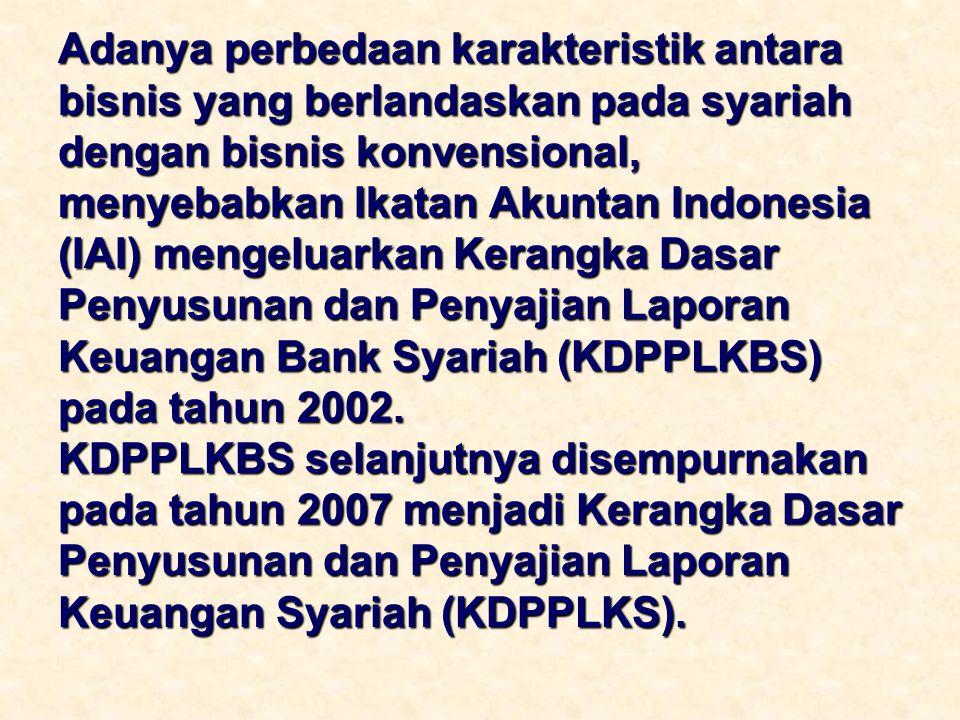 Tujuan Kerangka Dasar Penyusunan Dan Penyajian Laporan Keuangan Syariah Berdasarkan KDPPLKS paragraf 1, disebutkan bahwa KDPPLKS bertujuan untuk dijadikan sebagai acuan bagi berbagai pihak antara lain : 1.Penyusun standar akuntansi keuangan syariah dalam pelaksanaan tugasnya membuat standar.