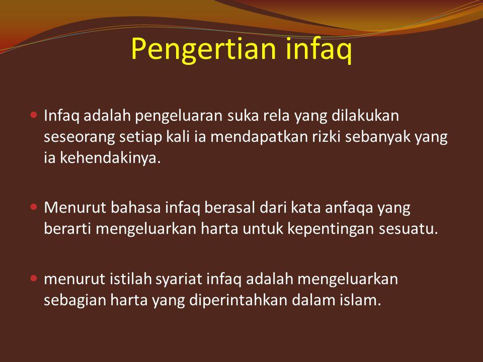 Penyaluran Zakat disalurkan menurut ketentuan disalurkan kepada tujuh golongan, yaitu:  Fakir miskin  Kelompok amil (petugas zakat)  Kelompok muall