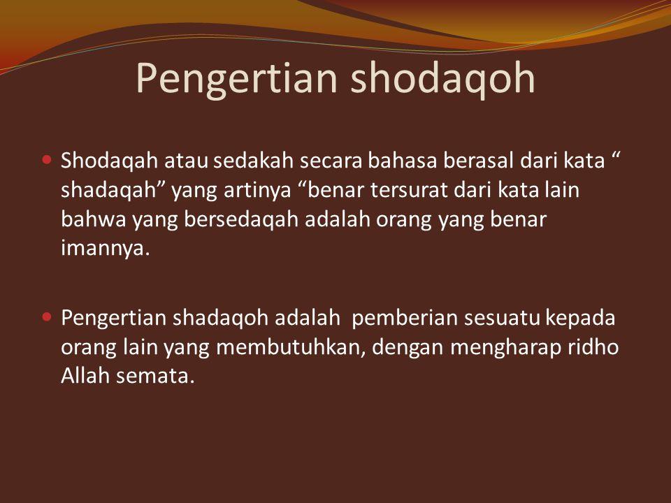 Dasar hukum infaq Dalil naqli mendasari infaq adalah sebagaimana firman Allah dalam al-quran.